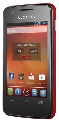 Ремонт Alcatel One Touch SPOP 4030